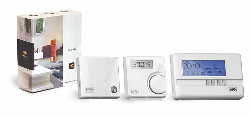 EPH Ember Smart Heating Control Package